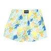 Swim Shorts, Jungle Blue - Shorts - 5