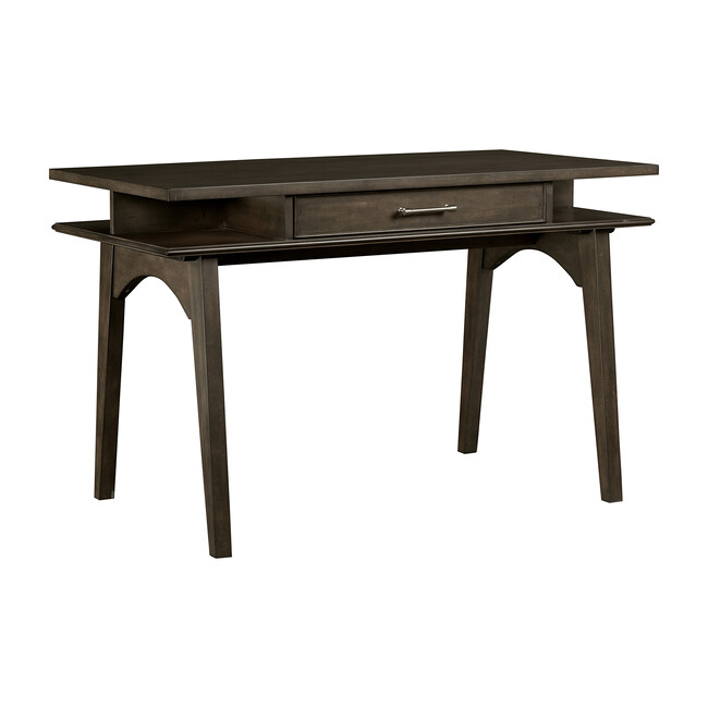 Chelsea Square Desk, Raisin