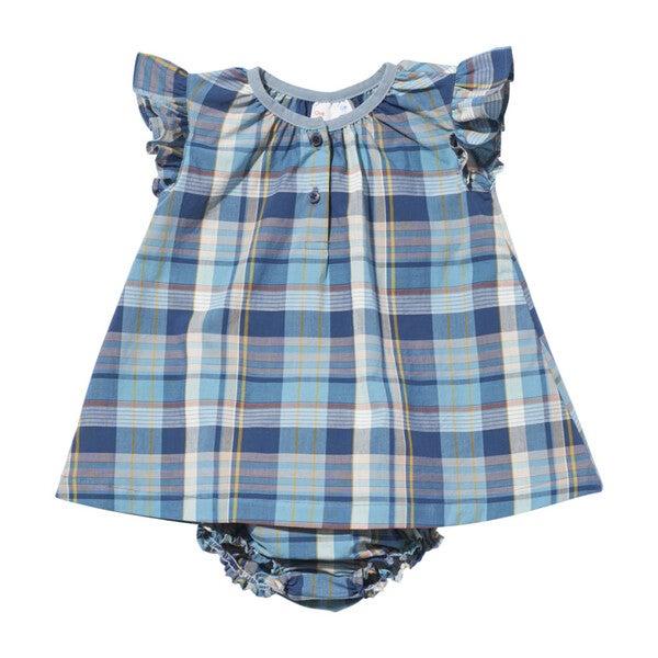 Edie Baby Dress, Madras