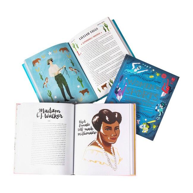 #girlsrule Book Set