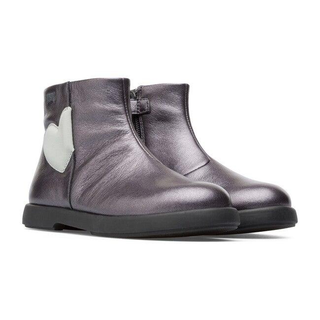 Duet Boots, Grey
