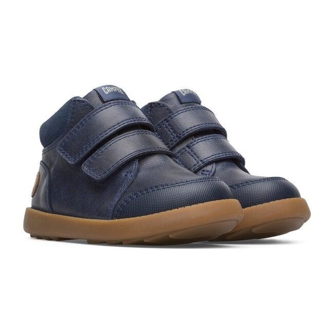 Bryn Boots, Blue