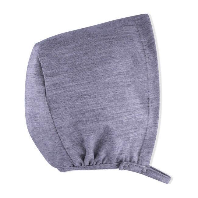 Beanie, Grey Merino Wool