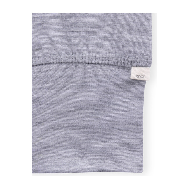 Lounge Pants, Grey Merino Wool