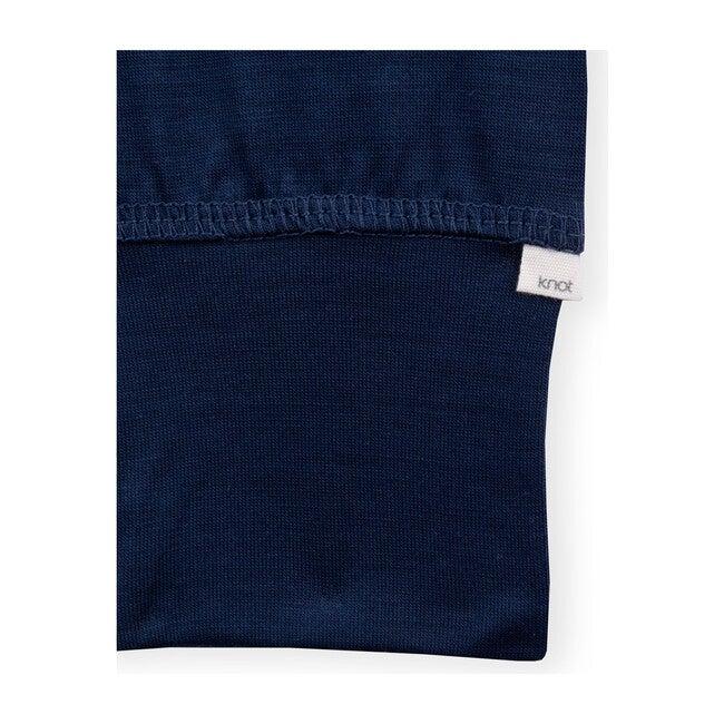 Lounge Pants, Navy Merino Wool