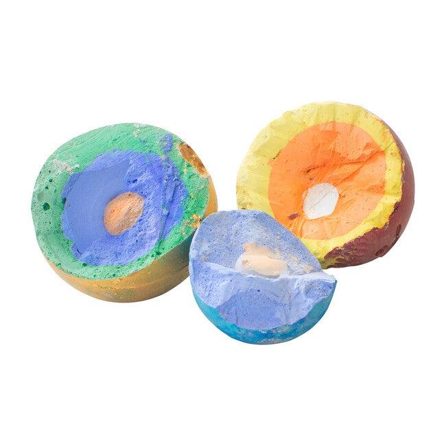 Mason's Planets Sidewalk Chalk Set