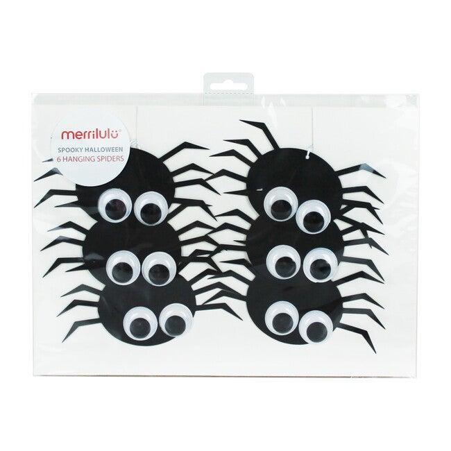Spooky Halloween Hanging Spiders
