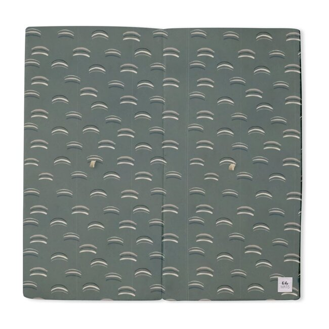 Arches Playmat, Forest Green