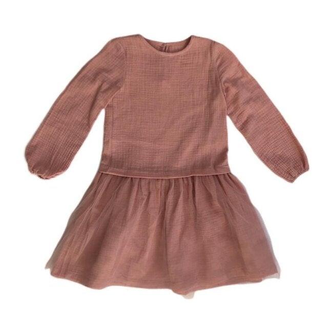 Duo Dress, Pink