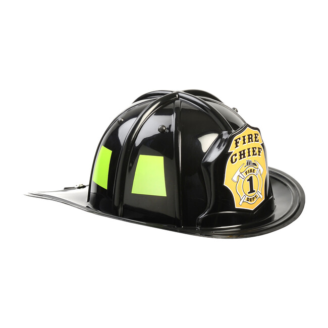 Jr. Firefighter Helmet, Black