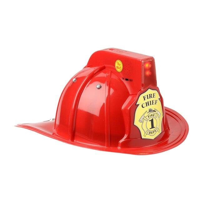 Jr. Fire Chief Helmet with Light & Sound