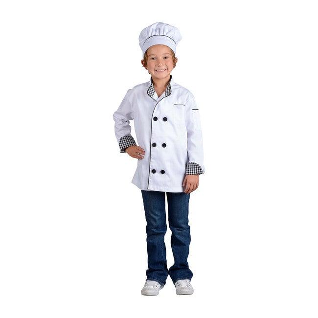 Jr. Chef Jacket & Hat