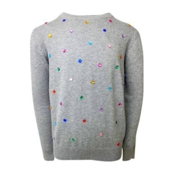 Infinity Stone Sweater, Grey