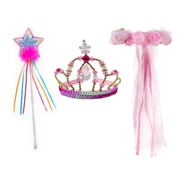 Royal Princess Tiara Deluxe Accessory Bundle