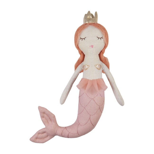 Melody the Mermaid Doll, 12""