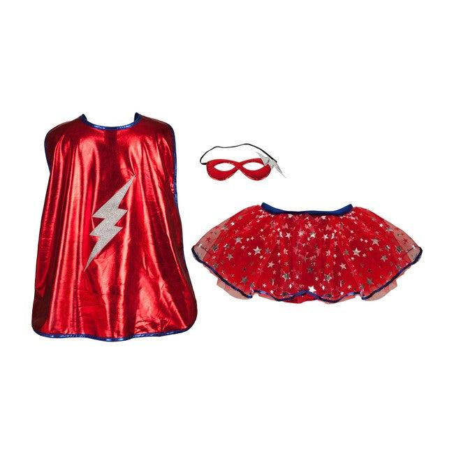 Superhero Tutu Set - Costume Accessories - 0