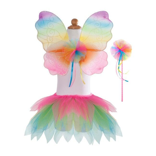 Neon Rainbow Tutu Set