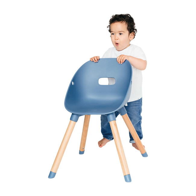 The Play Chair (Set of 2), Blueberry