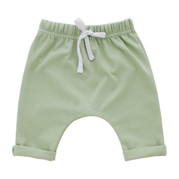 Sage Cotton Jogger Pants