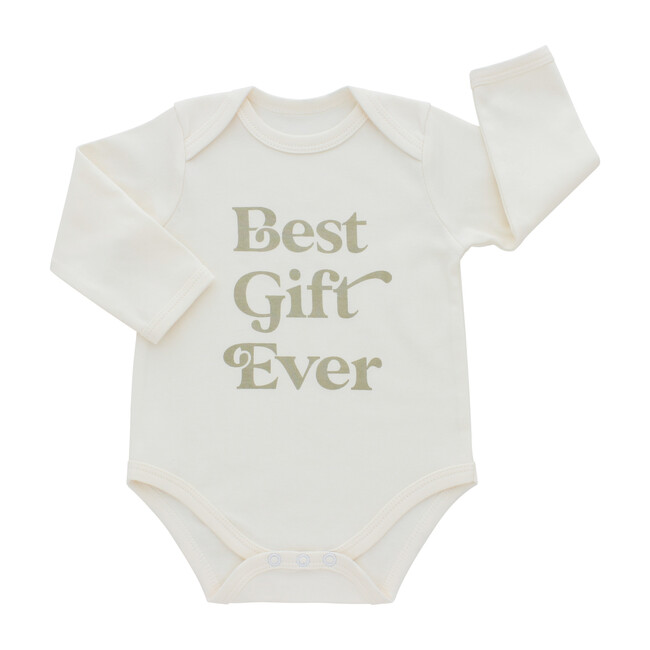Best Gift Ever Holiday Bodysuit