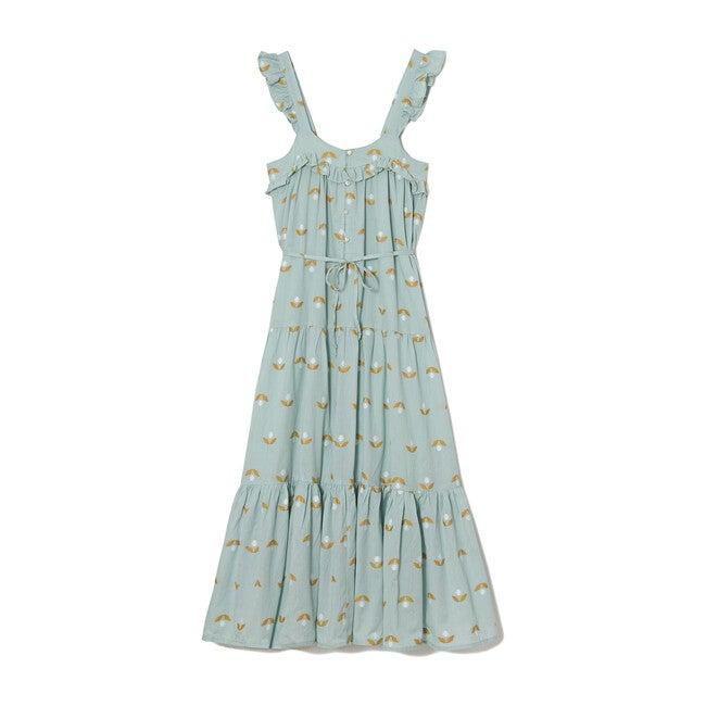 *Exclusive* Women's Minty Jambdani Butterfly Dress