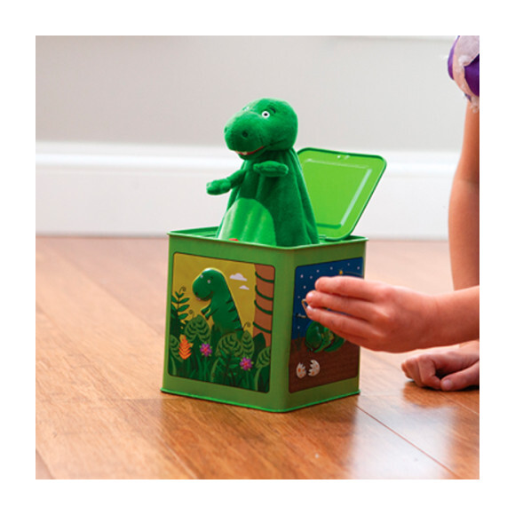 Jack in the Box, Dinosaur