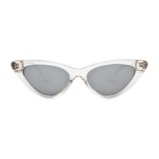 **Exclusive** Mini Pop Sunglasses, Crystal - Sunglasses - 1