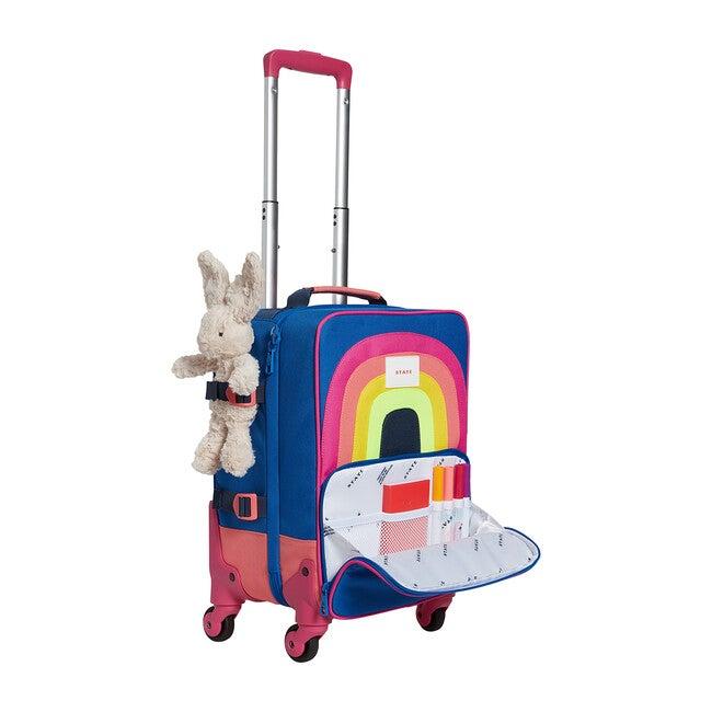 Mini Logan Suitcase, Rainbow