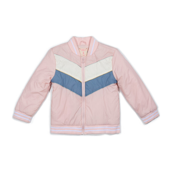 *Exclusive* Freddie Jacket, Pink