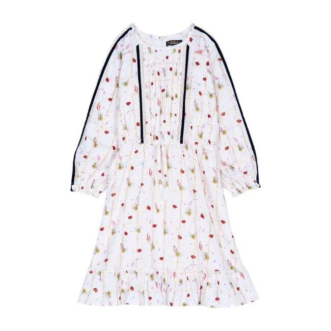 Immi Dress, Lurex Cotton Check