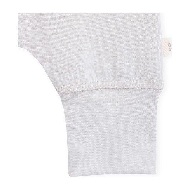 Newborn Pants, Beige Merino Wool