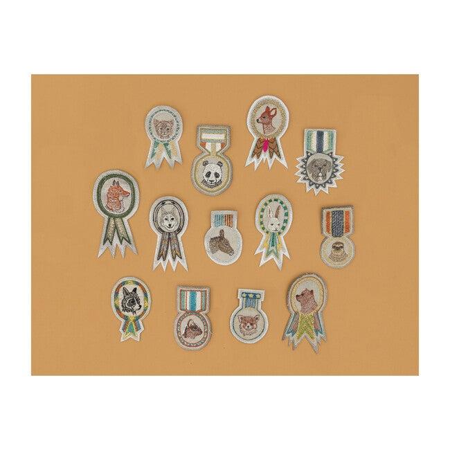 Fox Badge Pin