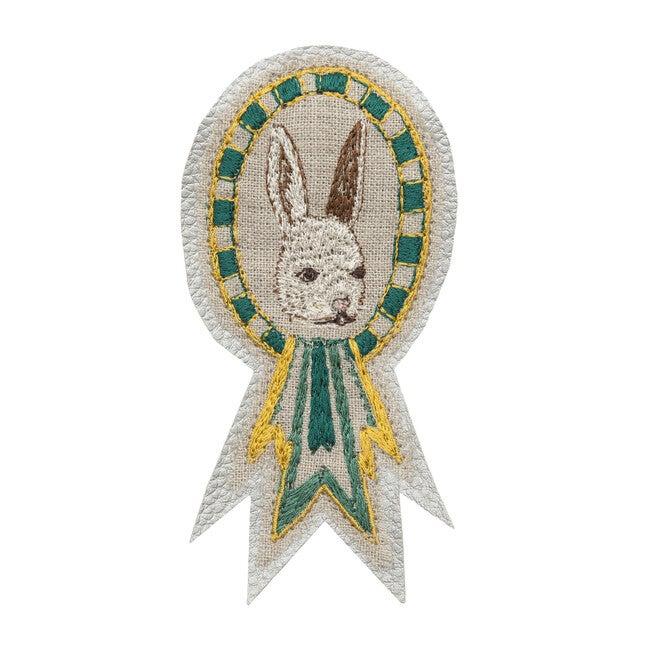 Bunny Badge Pin