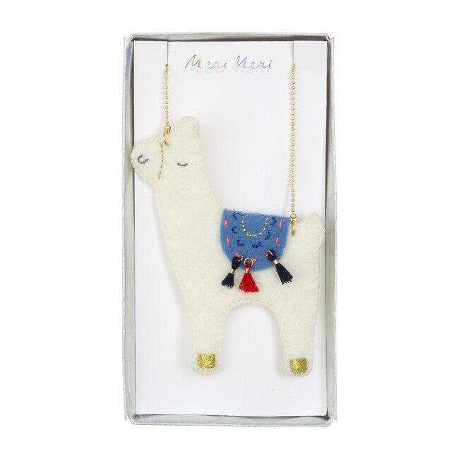 Llama Necklace - Necklaces - 1