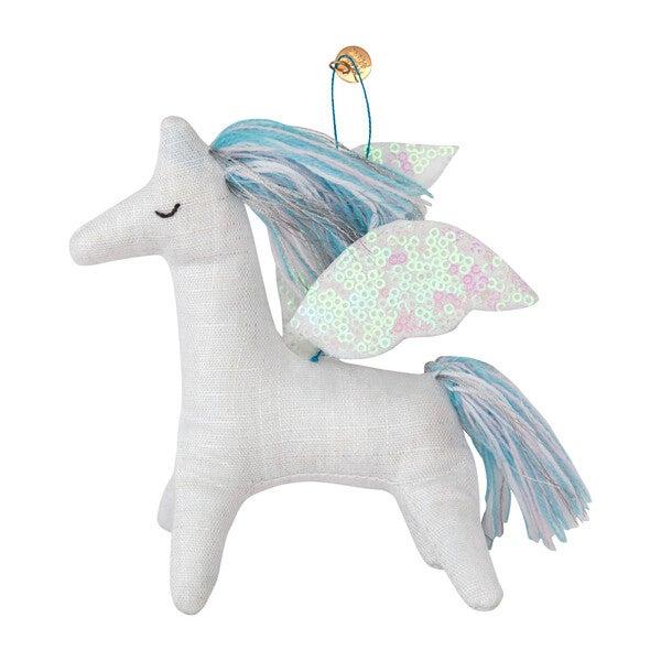 Pegasus Felt Ornament