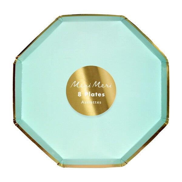 Mint Side Plates