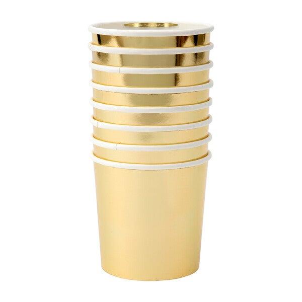 Gold Tumbler Cups