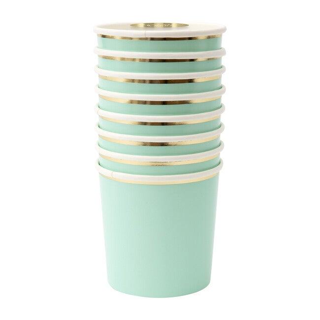 Mint Tumbler Cups