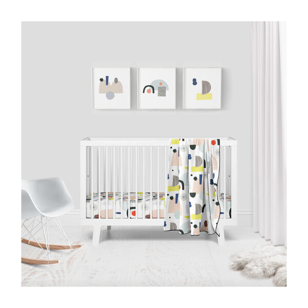 Nursery Blanket, Dream Big