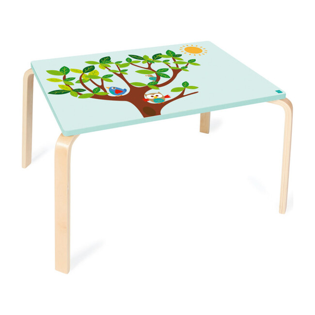 Play Table, Woodland