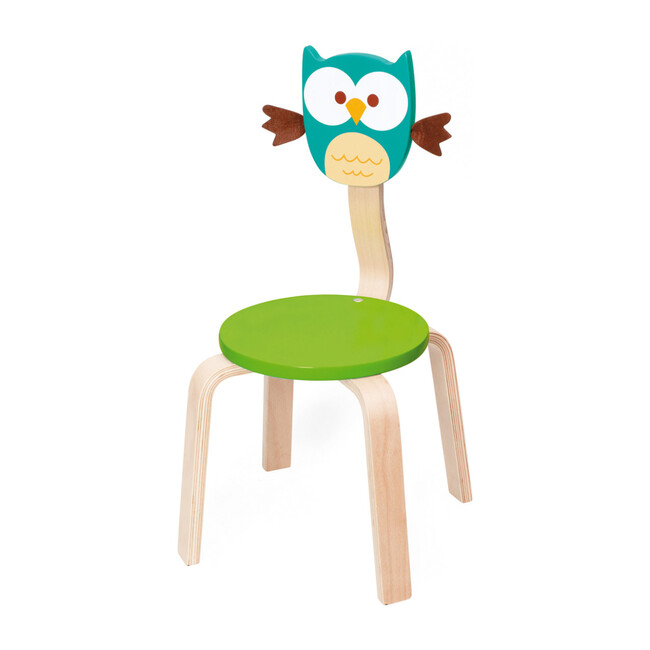 Play Chair, Owl