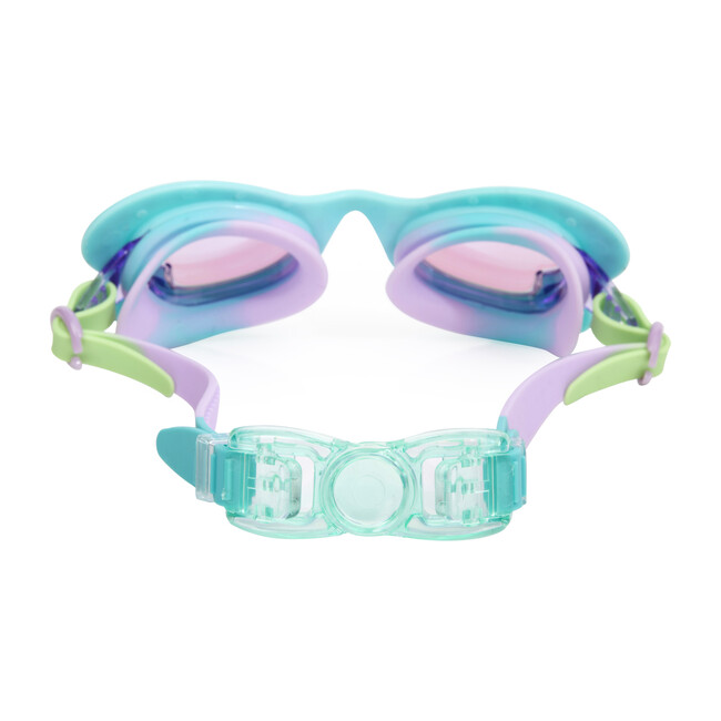 Flutter Fly Adjustable Goggles, Peppermint Blue