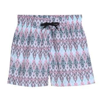 Swim Shorts, Ikat Pastels