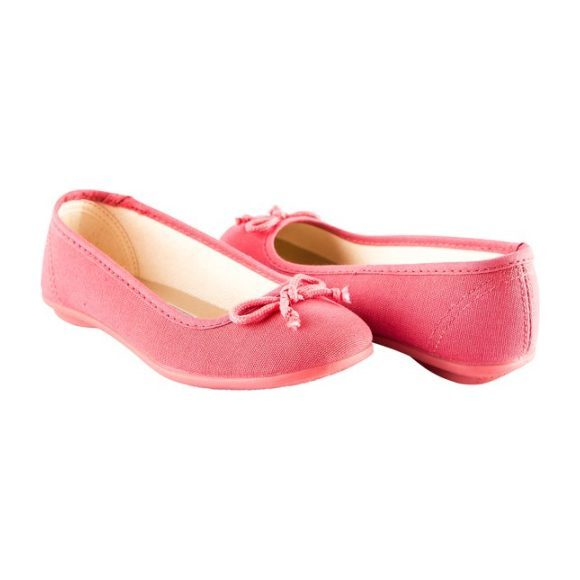 Ballerina Slipper, Strawberry