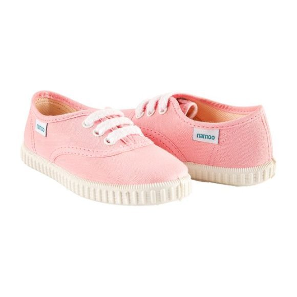 Lace Sneaker, Pink