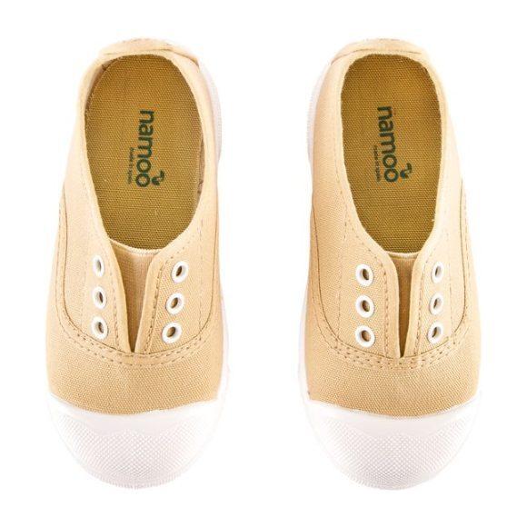 Cap Toe Sneaker, Khaki
