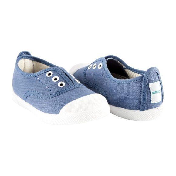 Cap Toe Sneaker, Indigo