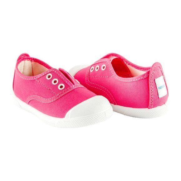 Cap Toe Sneaker, Fuchsia
