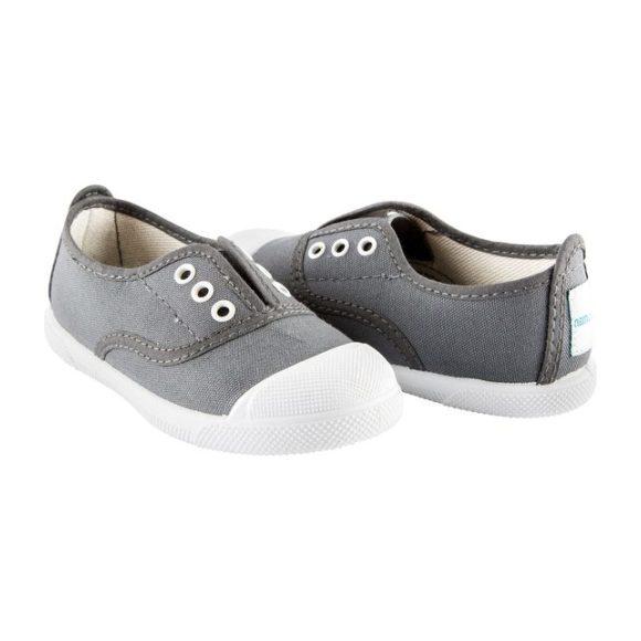 Cap Toe Sneaker, Charcoal