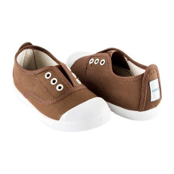 Cap Toe Sneaker, Brown